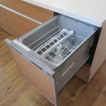 大容量の食洗器(キッチン)